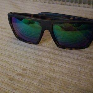 Dot Dash Mirrored sunglasses